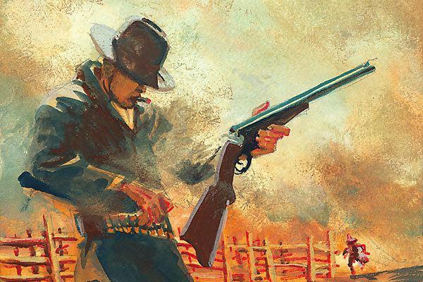 John Horton Slaughter Slaughter True West Magazine