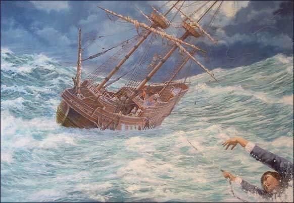 John Howland Howland MayflowerHistorycom