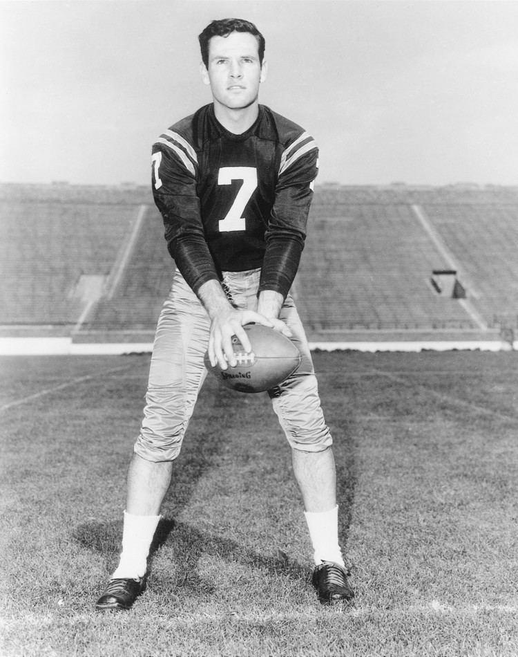 John Huarte John Huarte 1964 Heisman Trophy Winner Notre Dame History