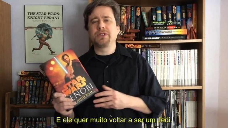 John Jackson Miller John Jackson Miller fala sobre o livro STAR WARS Kenobi YouTube