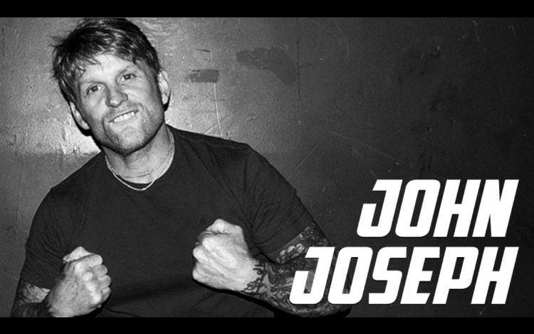 John Joseph (rock singer) John Josephs Top 10 Laws for Success Cro Mags NYC YouTube