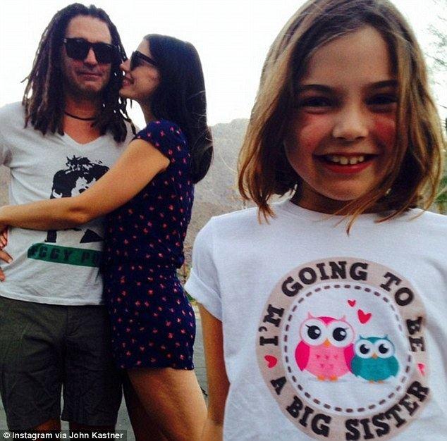 John Kastner Jessica Par welcomes a son with rocker boyfriend John