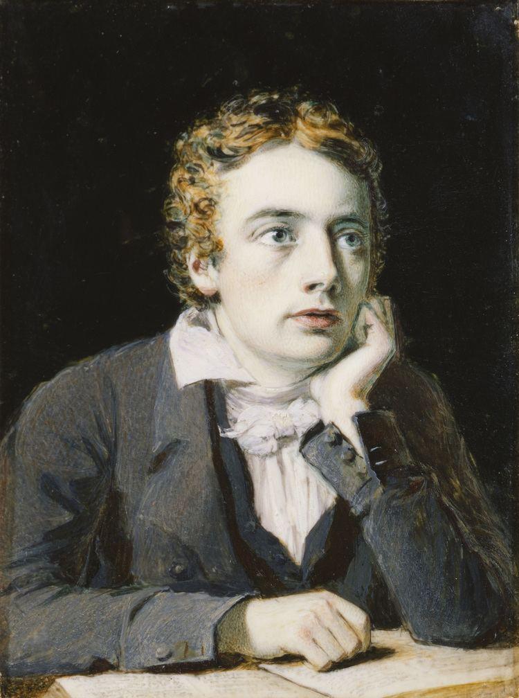 John Keats John Keats39s 1819 odes Wikipedia the free encyclopedia