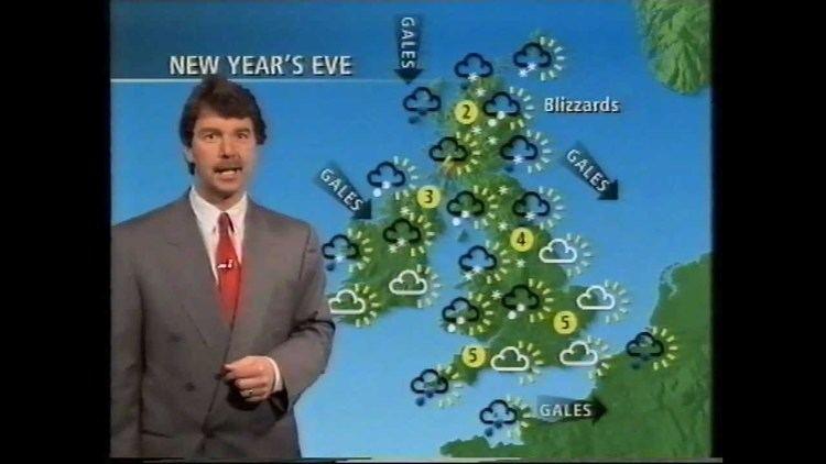john kettley is a weatherman