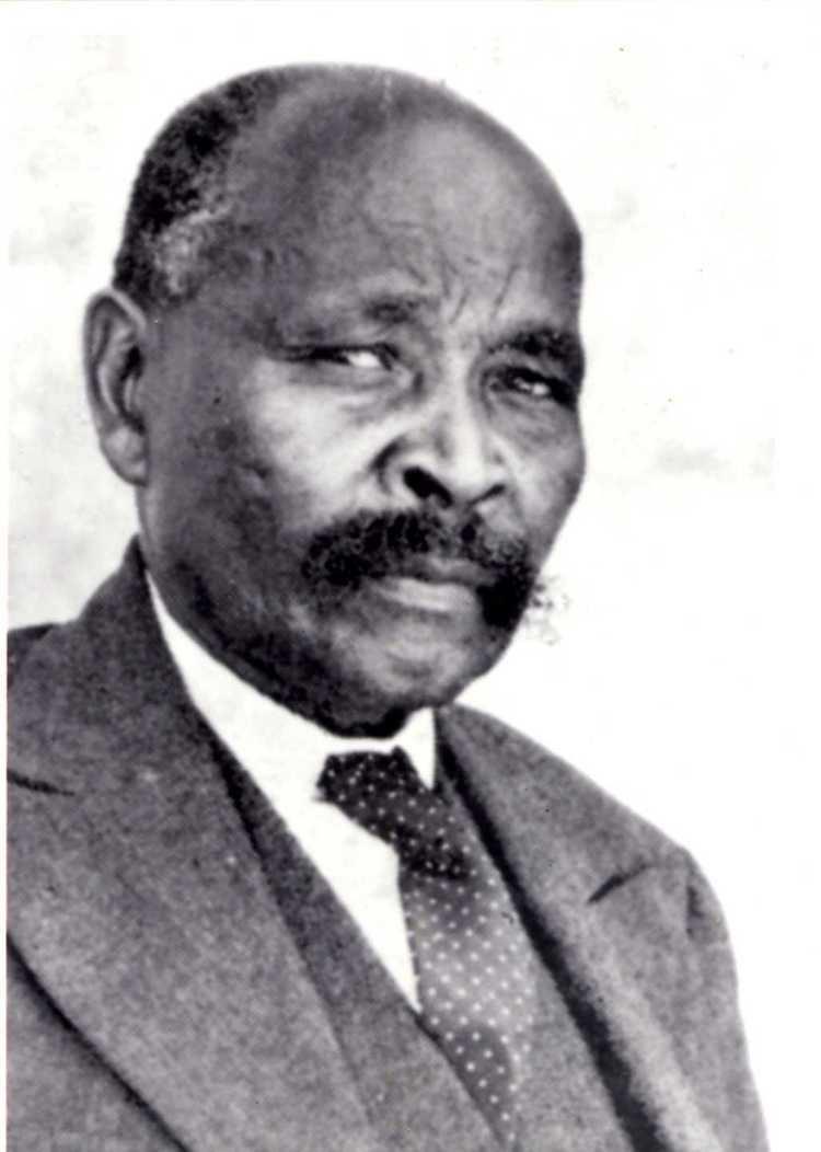 John Langalibalele Dube Pictures of John L Dube and family eNanda Online