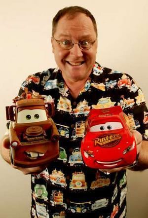 John Lasseter The Board Game Family John Lasseter Pixar loves to play