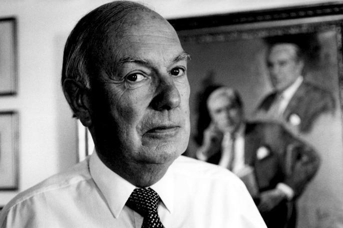 John Leahy (diplomat) Sir John Leahy The Times The Sunday Times