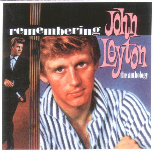 John Leyton The JOE MEEK Page CD Discography John Leyton