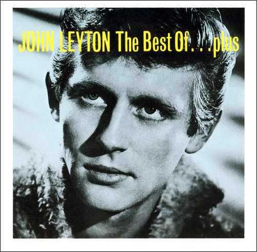 John Leyton The JOE MEEK Page CD Discography John Leyton The Best