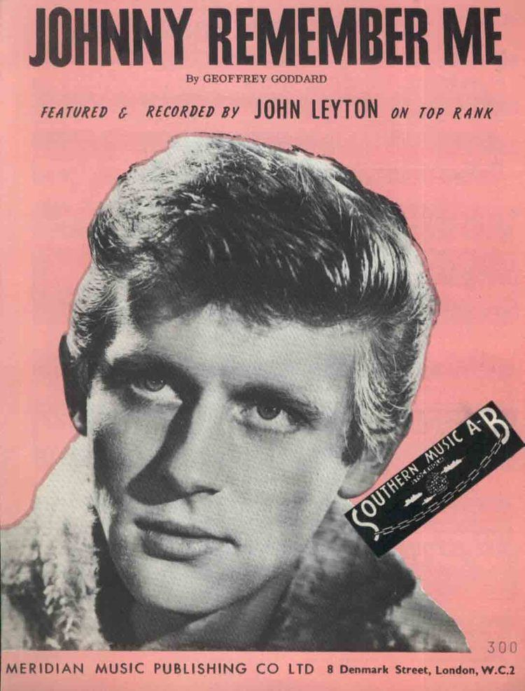John Leyton A Life In The Death Of Joe Meek Kim Pavey39s Meeksville
