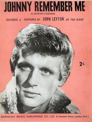 John Leyton John Leyton is the only actor still alive of the three men