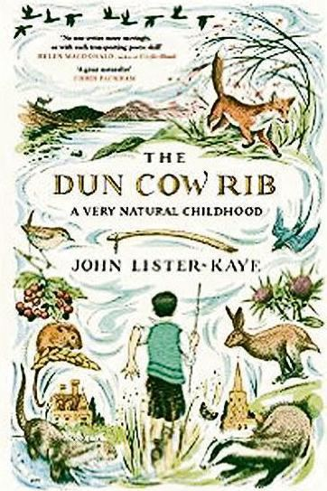 John Lister (priest) Review The Dun Cow Rib A Very Natural Childhood by John Lister