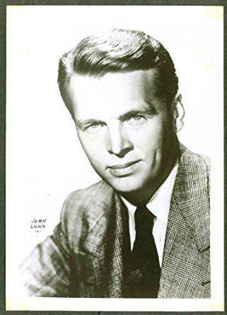 John Lund (actor) Film amp TV actor John Lund 5x7 photo 1950s at Amazon39s