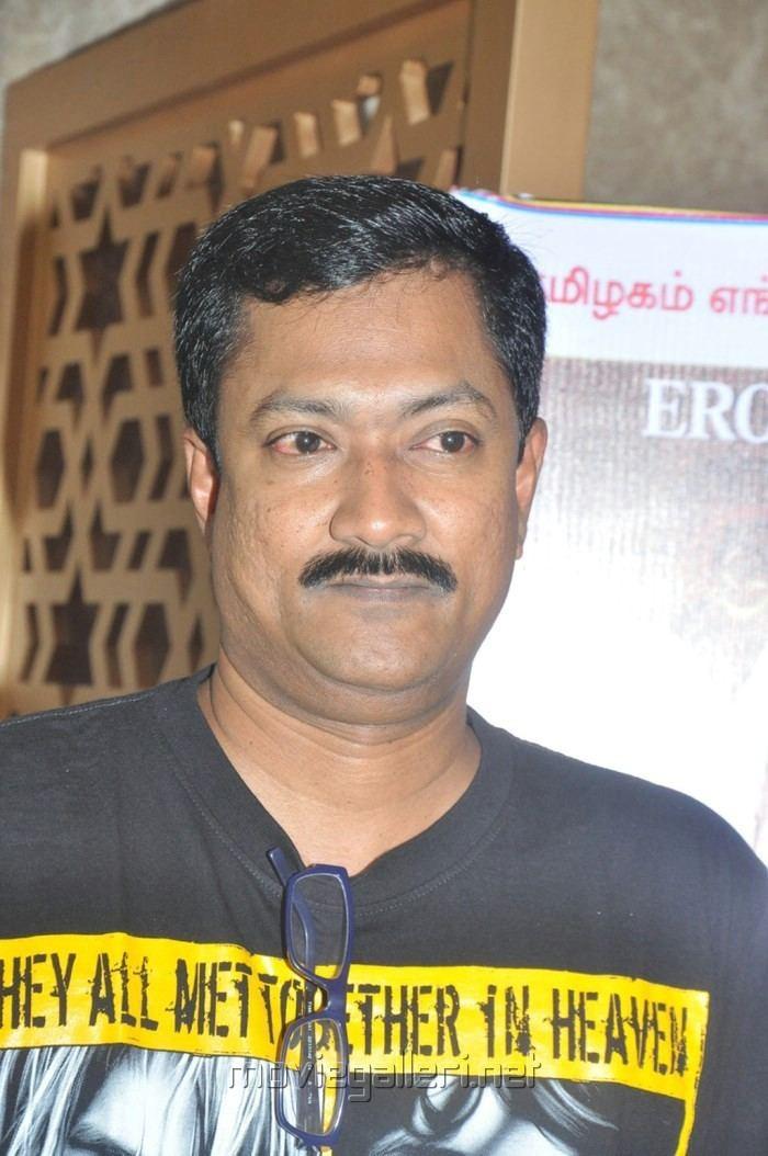 John Mahendran Picture 495311 John Mahendran Ambikapathy Movie Press Meet