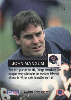John Mangum John Mangum