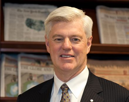 John Manley President and CEO Canadian Council of Chief Executives