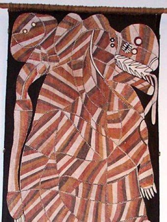 John Mawurndjul Jewel John Mawurndjul Artworks ABC Radio National