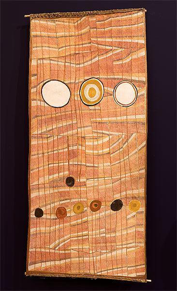 John Mawurndjul National Indigenous Art Triennial 3907Culture Warriors