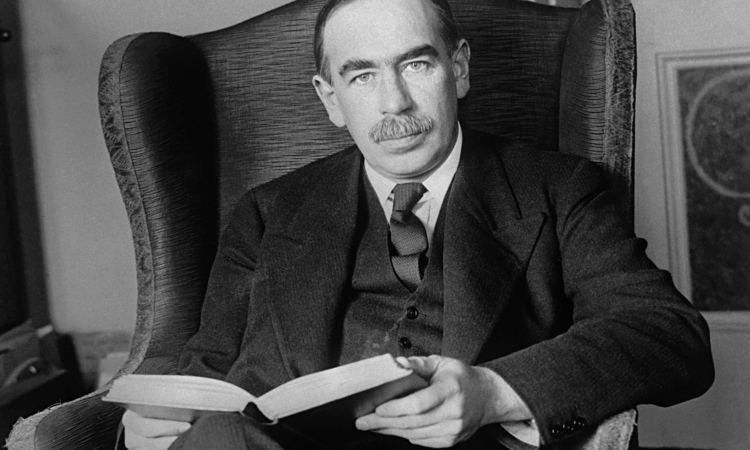 John Maynard Keynes John Maynard Keynes does that name ring a bell for you