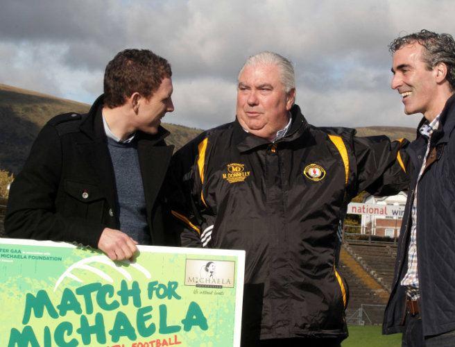 John McAreavey (Gaelic footballer) John McAreavey speaks to Newstalk Breakfast about the