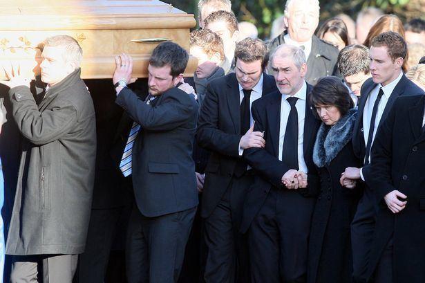 John McAreavey (Gaelic footballer) Michaela39s husband John McAreavey 39to marry again39 as new