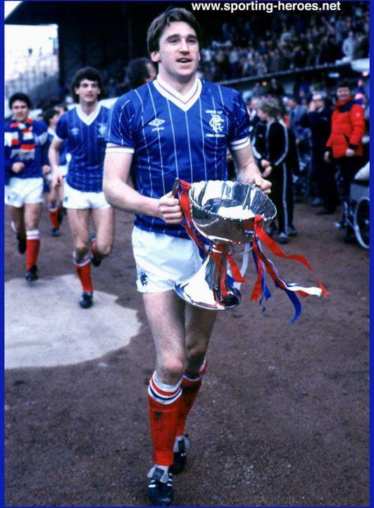 John McClelland (footballer, born 1955) John McCLELLAND Biography of his football career at Rangers