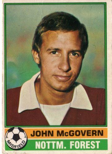 John McGovern (footballer) The Same First Name NFFC Through the Ages 5ASide Cup
