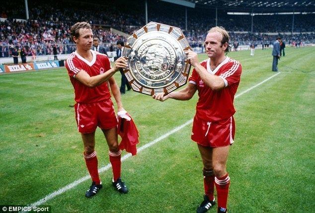 John McGovern (footballer) John McGovern was Brian Cloughs goto midfielder but it wasnt the
