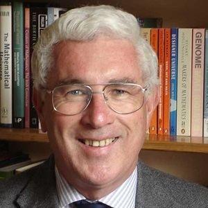 John McWhirter (mathematician) John McWhirter Royal Society