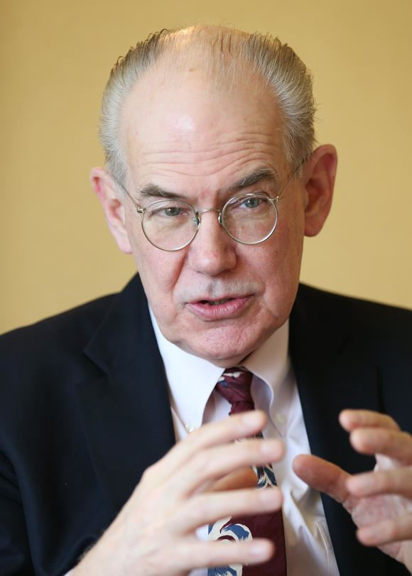 John Mearsheimer US China heading toward faceoff says Mearsheimer Nikkei Asian
