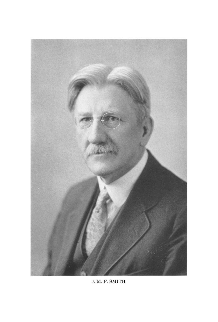 John Merlin Powis Smith