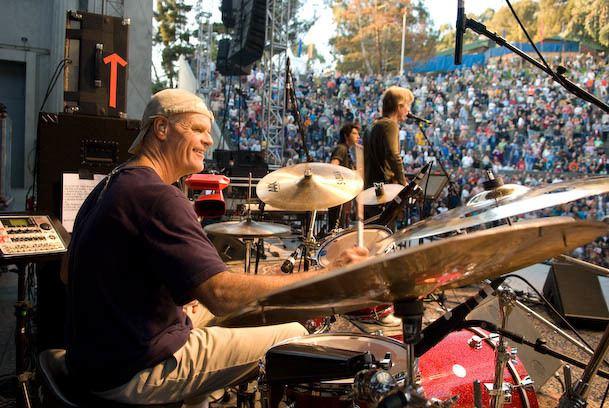 John Molo John Molo Putting the Big Beat into Phil Friends Grateful Dead
