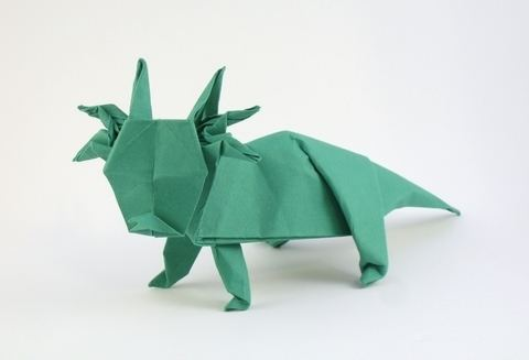 John Montroll Dinosaur Origami By Book Review Gilad39s