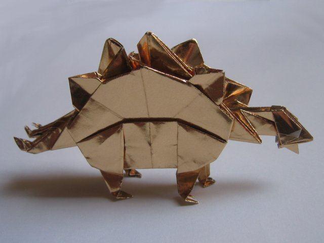 Easy Origami (Dover Craft Books) (Dover Origami Papercraft) [PDF] | 480x640