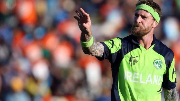 John Mooney (cricketer) Zimbabwe Ireland cricket teams condemn 39crass39 headline