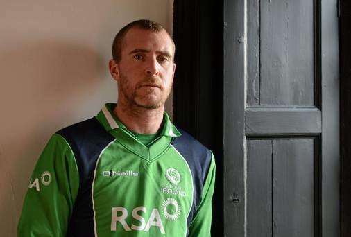 John Mooney (cricketer) Irish cricket star John Mooney on depression 39I thought