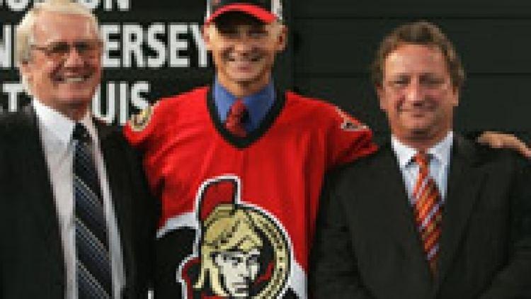 John Muckler Senators fire GM John Muckler report Hockey CBC