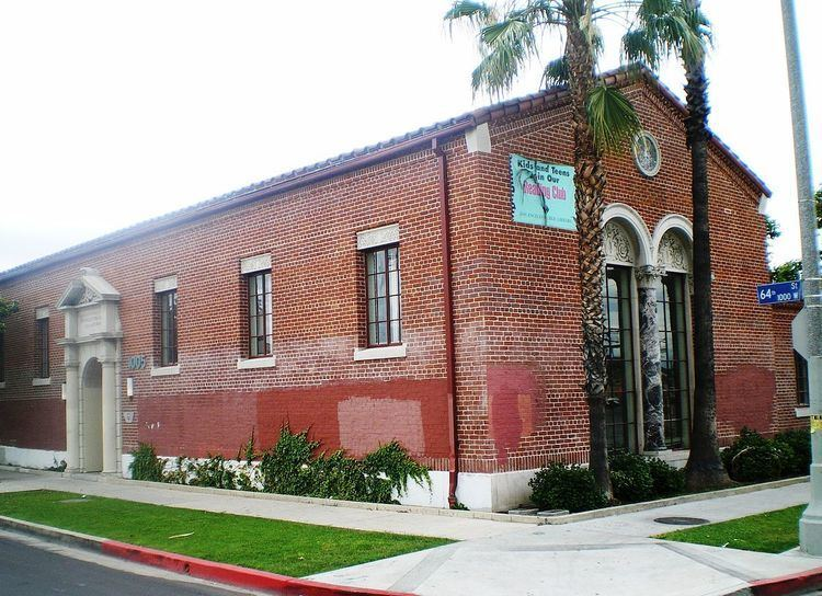 John Muir Branch Library, Los Angeles