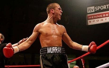 John Murray (boxer) John Murray stops Jon Thaxton to regain British