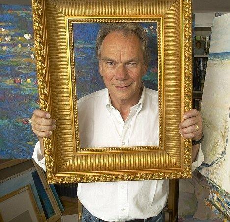 John Myatt John Myatt made his career from forging famous works of