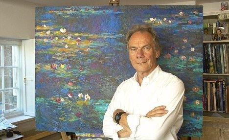John Myatt John Myatt made his career from forging famous works of art before