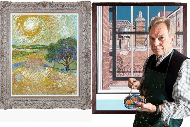 John Myatt John Myatt the master forger involved in the biggest art fraud of