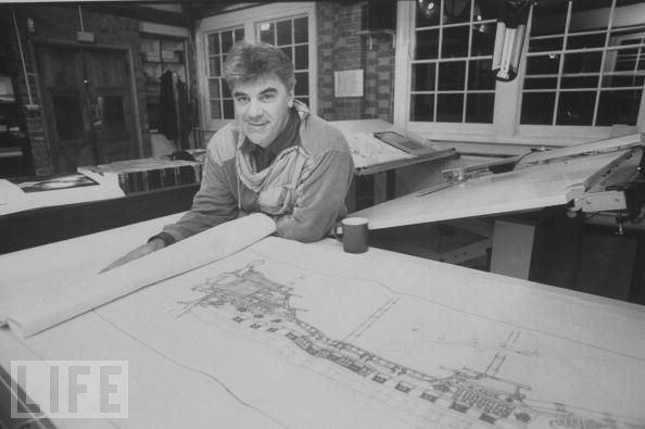 John Napier (designer) John Napier theatre costumeset designer set design