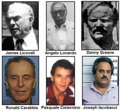 John Nardi La Famille de Cleveland LaMafia storie