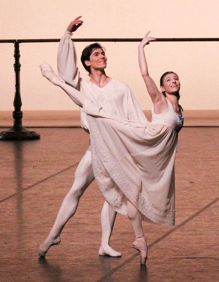 John Neumeier Hamburg Ballet Landgraf on Dance