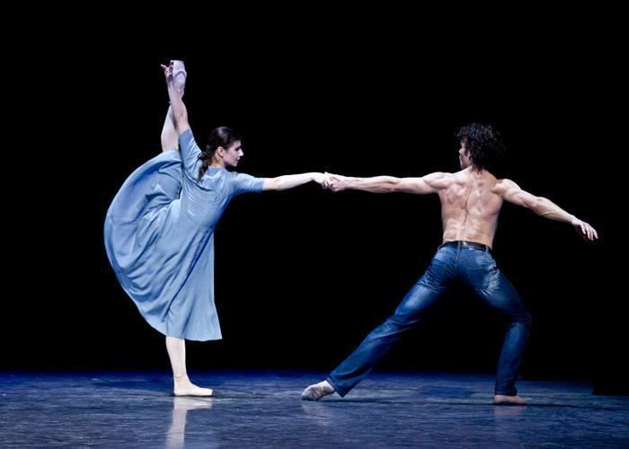 John Neumeier Liliom ch John Neumeier Hamburg Ballet Dance Europe