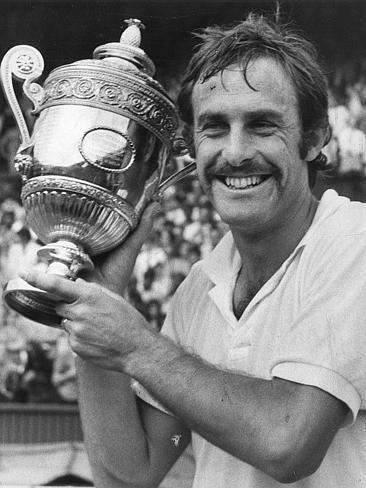 John Newcombe Australians miss out as John Newcombe picks his favourites