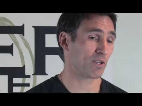 John Nies JOHN NIES POWER CENTER ATHLETE TRAINING YouTube