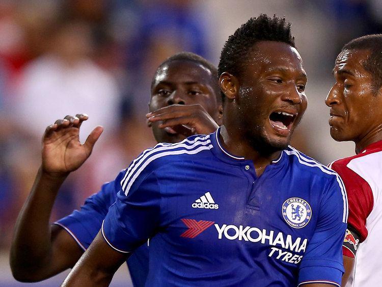 John Obi Mikel John Obi Mikel latest Chelsea midfielder wants to stay