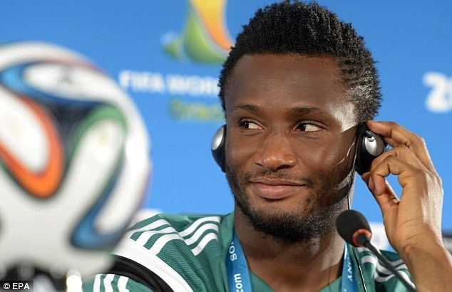 John Obi Mikel John Obi Mikel says he can39t wait to play alongside Cesc